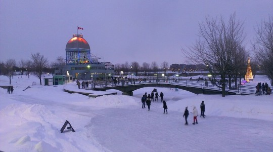 Montréal en hiver : météo, que faire, que voir et où aller ? On vous dit tout !