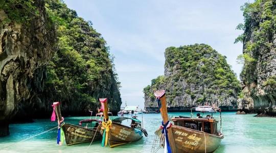 LE meilleur itinéraire pour voir l'essentiel de la Thaïlande en 2 semaines (plages, villes et campagne)