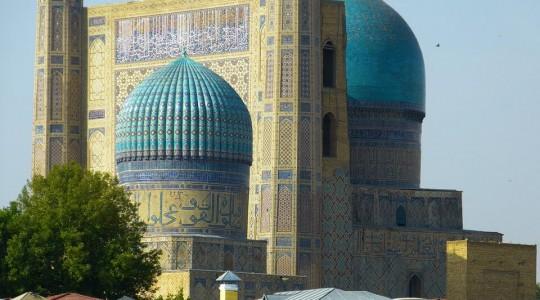 L'Ouzbékistan en 10 jours, itinéraire le long de la route de la soie