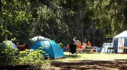 Où et quand partir faire du camping en France ?