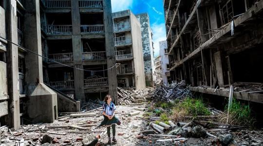 Île d'Hashima : découvrez cette (incroyable) île abandonnée au Japon !
