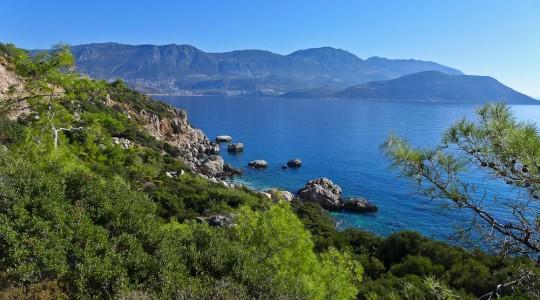Randonnée en Turquie sur Voie Lycienne : plus de 400kms entre Fethiye et Antalya